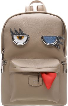 Mochila Fun Monster Pedra   AREZZO