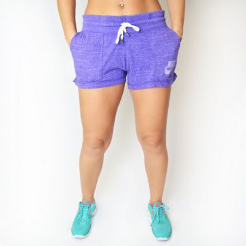 Short Nike Gym Vintage Roxo - 545876-547