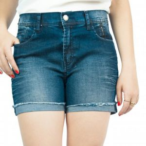Shorts Jeans Feminino Ellus Second Floor Nikki 19sf474