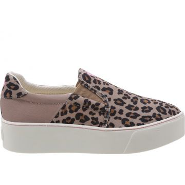 Tênis California Slip On Prints Onça - Fiever