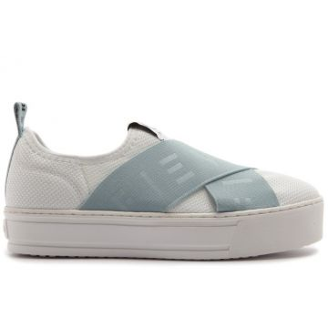Tênis Malibu Slip On Neoprene Sky Blue - Fiever