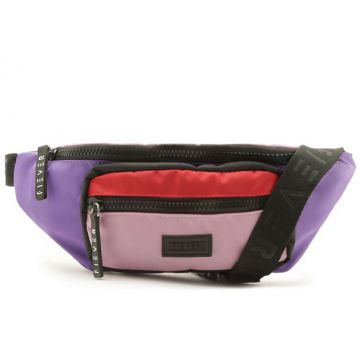 Pochete Roxo Colored Nylon - Fiever