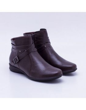 Ankle Boot New Casual Café