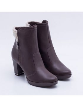 Ankle Boot Piccadilly Marrom