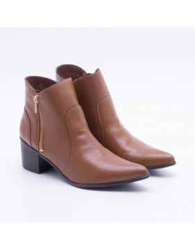Ankle Boot New Casual Argila