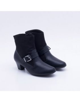 Ankle Boot Piccadilly Preta