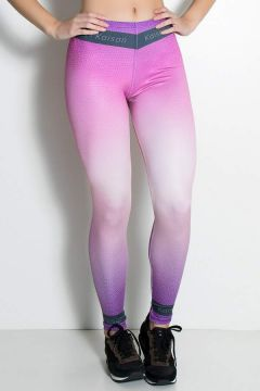 Legging Gradiente Sublimada - Kaisan