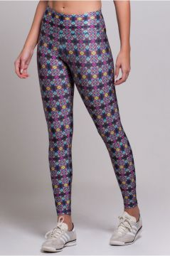 Legging Athletic Plus Estampada - ET211