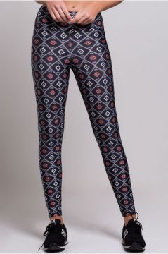 Legging Athletic Plus Estampada - ET213