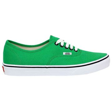 Tênis Vans Authentic Verde E Preto Bright Green Black