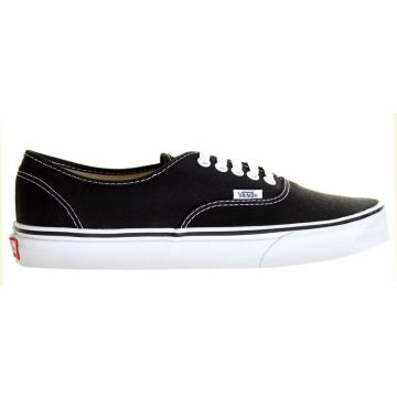Tênis Vans Authentic Preto E Branco Black