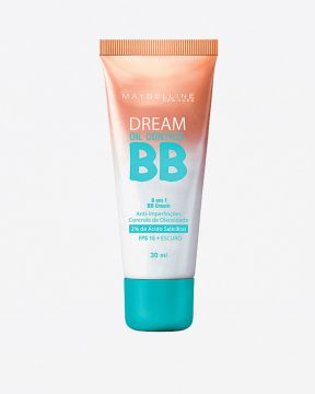 Base Dream Bb Cream Oil Control Nude Escuro Maybelline