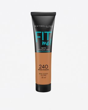 Base Fit Me Mate Líquida 240 Maybelline