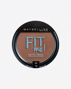 Pó Compacto Fit Me Mate 300 Maybelline