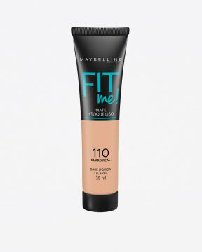 Base Fit Me Mate Líquida 110 Maybelline