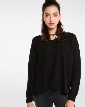 Blusa Tricot Lurex - Pool Trendy