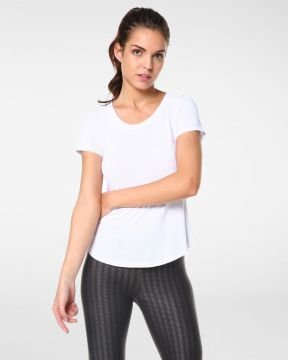 Blusa Basic Mc - Body Work
