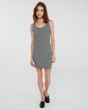 Vestido Regata Basic - Ak Basics