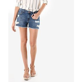 Short Jeans Renda - Anne Kanner Casual