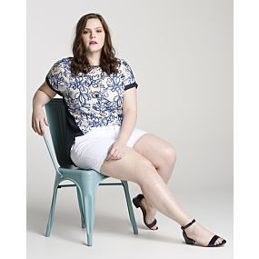 Short Cintura Alta - Plus Size Urban