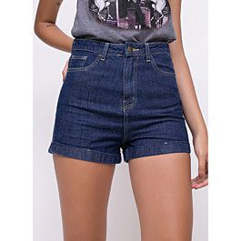 Short Hot Pants Barra Dobrada - Youcom