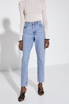 Jeans Z1975 Mom Fit - Zara
