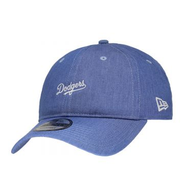 Boné New Era Aba Curva Strapback Mlb Los Angeles M - Azul