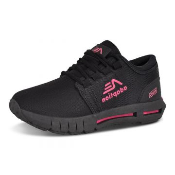 Tênis Adaption AX-900 Feminino - Preto e Pink