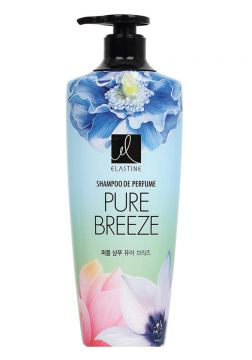 Shampoo Elastine Pure Breeze - Perfume 400ml - Incolor