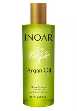 Inoar Argan Oil System Oleo de Argan Serum 60ml - Incolor