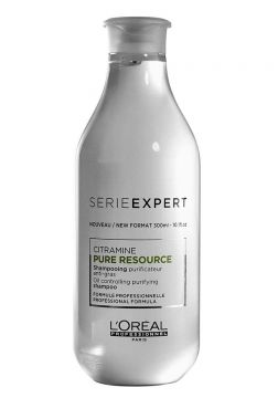 Shampoo LOréal Professionnel Pure Resource 300ml - Incolor