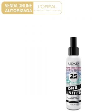 Spray de Tratamento Redken One United 25 Benefícios 150ml -