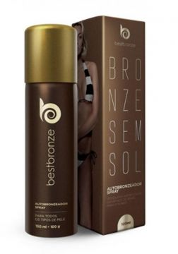 Autobronzeador Spray Best Bronze - Bronze