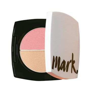 Mark. Duo Blush e Iluminador 12g - Pink Glow - Incolor