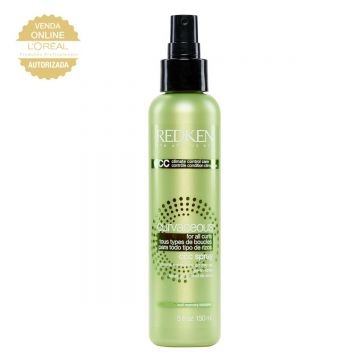 Finalizador Redken Curvaceous CCC - Spray-gel Multiuso 150ml