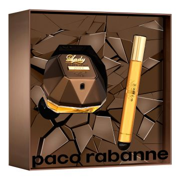 Kit Perfume Feminino Lady Million Privé Paco Rabanne Eau de