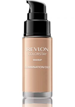Revlon Base Colorstay Comb/Oily Skin Pump cor True Beige - I