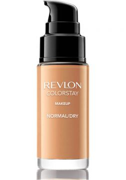 Base Revlon Base Colorstay Norm/Dry Skin Pump Cor Toast - In