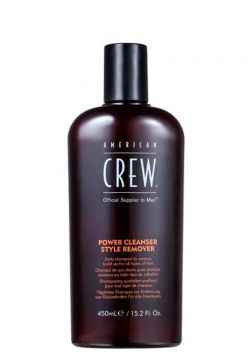 Shampoo Anti-Resíduo American Crew Power Cleanser Style Remo
