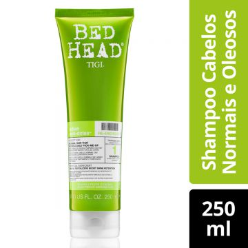 Shampoo Bed Head Urban Antidotes Reenergize Brilho 250ml - I