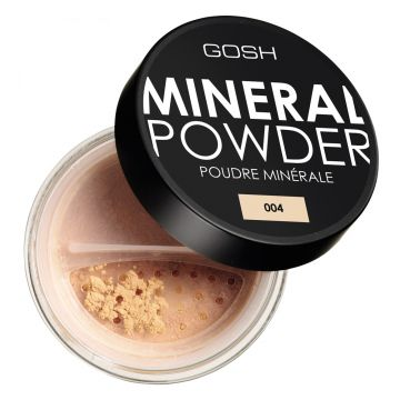 Pó Facial Gosh Copenhagen - Mineral Powder Natural - Incolor