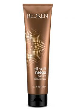 Leave In All Soft Mega Hudramelt Redken 150ml - Incolor