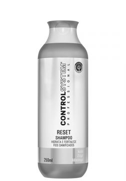 Control System Professional Reset - Shampoo 250ml - Incolor