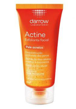 Esfoliante Facial Actine Darrow 60ml - Incolor