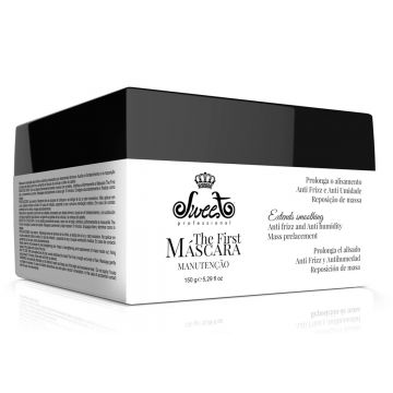 Sweet Hair Máscara The First Home Care 150g - Incolor