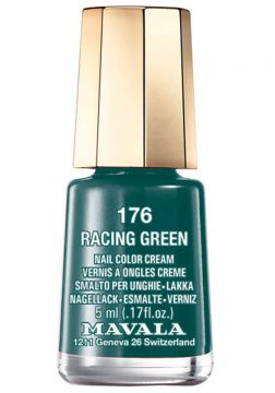 Esmalte Mavala Mini Color 5ml Cremoso 176 Racing Green - Inc