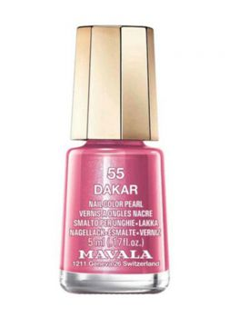 Esmalte Mavala Mini Color 5ml Perolado 55 Dakar - Incolor