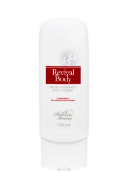 Revival Body 120ml - Creme Hidratante para o Corpo 120ml - I