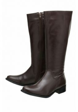 Bota Encinas Leather Montaria Tradicional - Marrom
