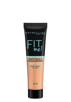Base Líquida Maybelline Fit Me cor R140 - Incolor